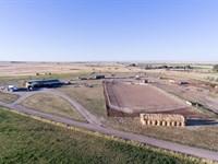 Sadler Farm : Casper : Natrona County : Wyoming