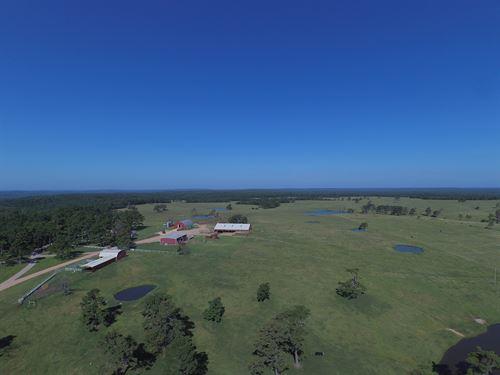 Young Farms : Hulbert : Cherokee County : Oklahoma