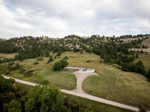 Carter Canyon Ranch Estate : Gering : Scotts Bluff County : Nebraska