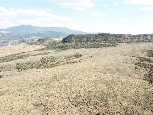 Roberts Roost Ranch : De Beque : Garfield County : Colorado