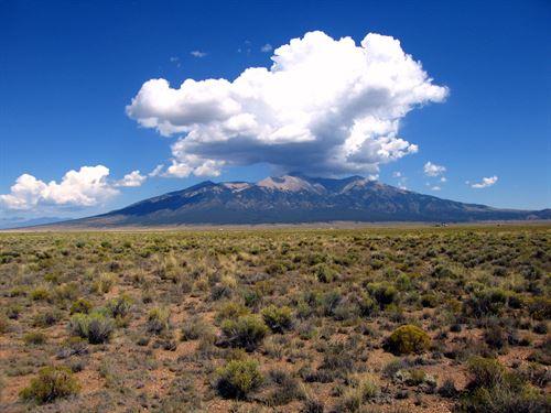 15+ Acres, Road Access, $315/Mo : Blanca : Costilla County : Colorado
