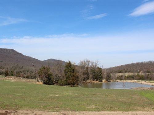 Grass Farm Newton County For Sale : Western Grove : Newton County : Arkansas