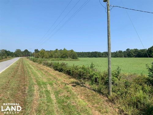 Beautiful Rolling Pasture With Home : Forkville : Scott County : Mississippi