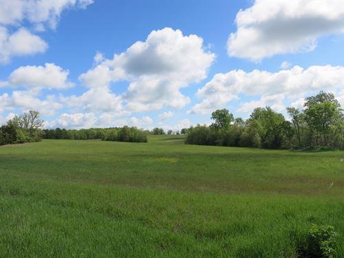 Income Producing Ground Northwest : New Hampton : Harrison County : Missouri