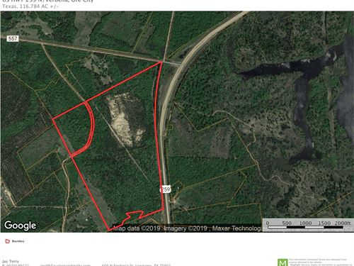 Hunting Land Lake O Pines Ore City : Ore City : Upshur County : Texas