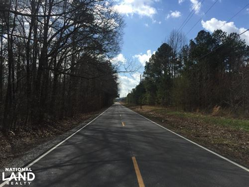 Shoal Creek Rd Homesite Timber & Re : Ashville : Saint Clair County : Alabama