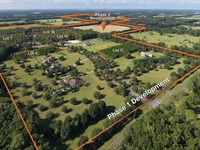 131 Acre Sfr Entitled Development : Newberry : Alachua County : Florida