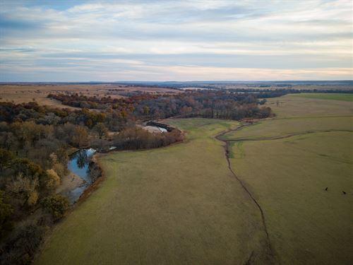 Haden Ranch : Cedar Vale : Chautauqua County : Kansas