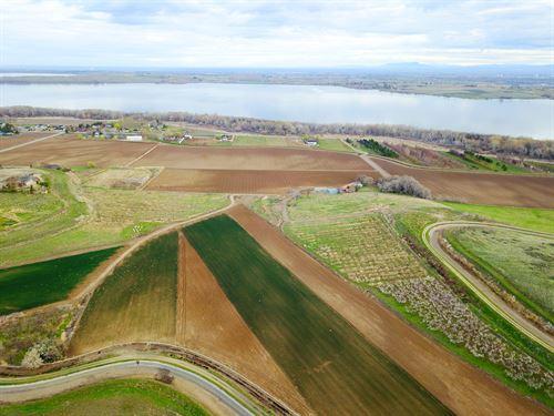 Development Land Views Lake Lowell : Nampa : Canyon County : Idaho