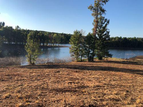 Browning Shoals At Hard Labor Creek : Social Circle : Walton County : Georgia