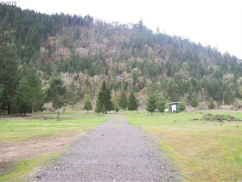 Shivley Creek Estate : Canyonville : Douglas County : Oregon