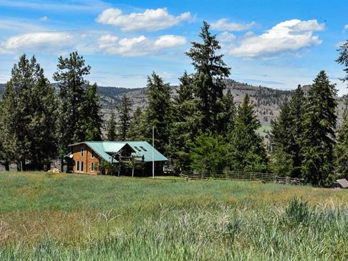 Lbh Ranch 661 Acres in Monument : Monument : Grant County : Oregon