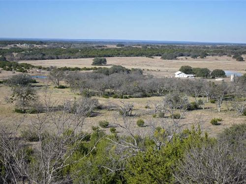 Land For Sale, 275 Acres Mills CO : Lometa : Mills County : Texas
