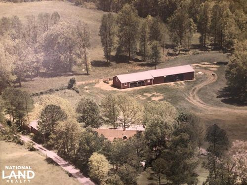 Gravel Hill Farms And Timber : Phil Campbell : Franklin County : Alabama