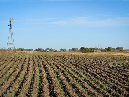 Ideker Farm & Ranch : Rozel : Pawnee County : Kansas
