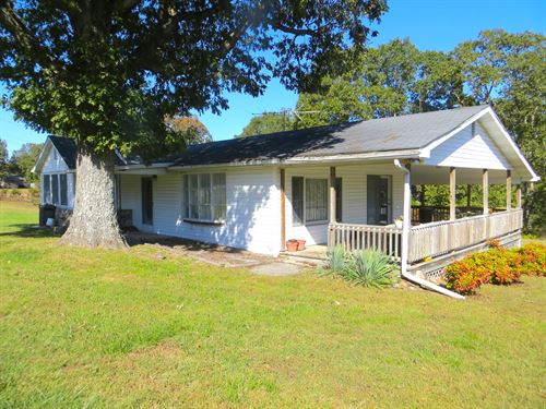 Country Home For Sale With Acreage : Alton : Oregon County : Missouri