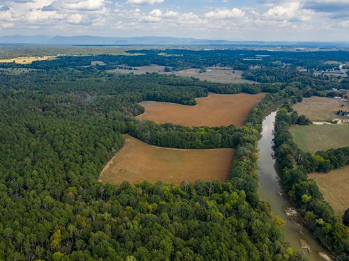 Auction Of 432 Acres in 4 Tracts : Resaca : Gordon County : Georgia