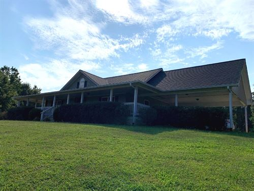 15 Acres Plus House, Pool : Lineville : Clay County : Alabama