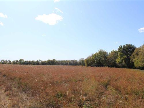 150 Acres of Pasture,Creek, Ti : Erie : Neosho County : Kansas