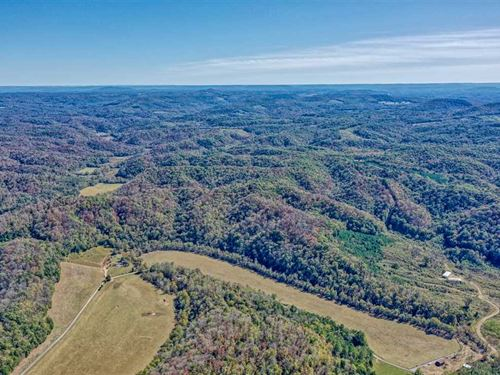 Gorgeous 723 Acre Farm in Celina : Celina : Clay County : Tennessee