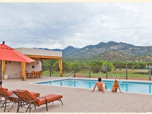 Sunglow, 390 Acres, 12 Villas : Pearce : Cochise County : Arizona