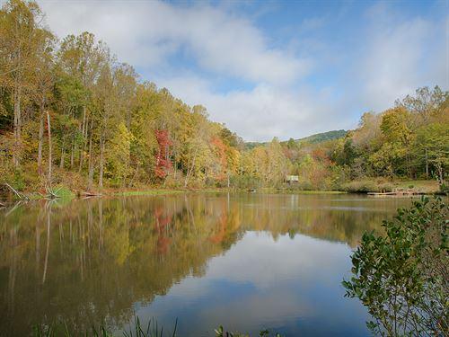 Mosby's Pond : Lovingston : Nelson County : Virginia