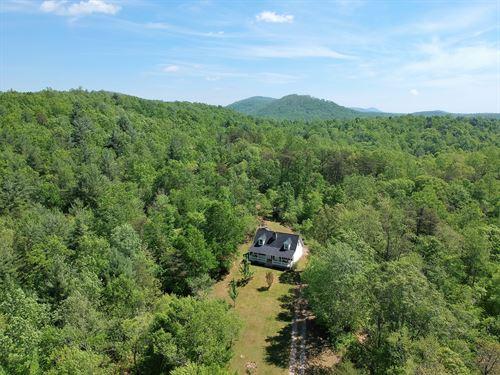 Pottery Barn Prepper Retreat : Ferrum : Franklin County : Virginia