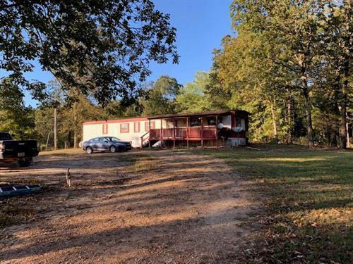 Country Home, 22 Acres, North : Maynard : Randolph County : Arkansas