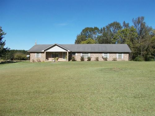 Two Houses 97 Acres Copiah County : Wesson : Copiah County : Mississippi
