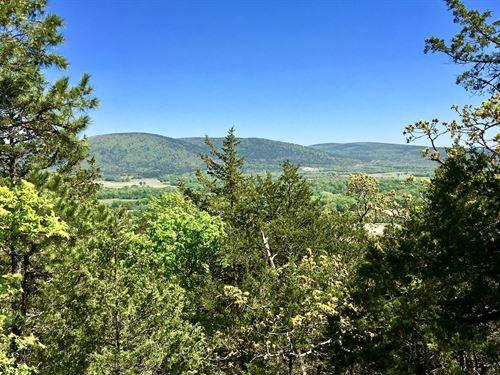 Mountain Ranch Hunting Property : Clayton : Pushmataha County : Oklahoma