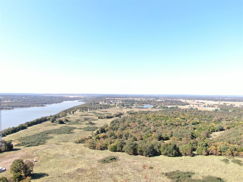 Oklahoma Lakeview Ranch Auction : McAlester : Pittsburg County : Oklahoma