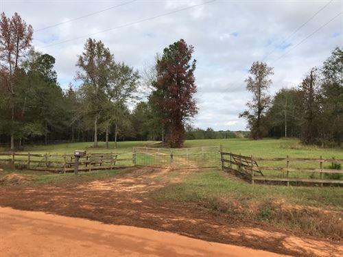Tooke Tract : Sandersville : Washington County : Georgia
