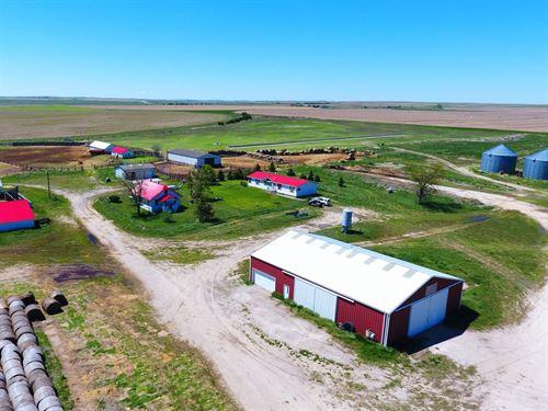 Gardner Farm & Pasture : Alliance : Box Butte County : Nebraska