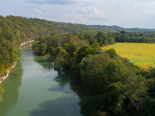 Rare Offering on The Buffalo River : Lobleville : Perry County : Tennessee