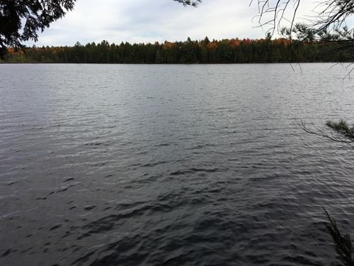 Recreational Waterfront Lot Maine : Lexington : Somerset County : Maine