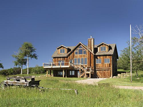 Silvertree Ranch : Carbondale : Eagle County : Colorado