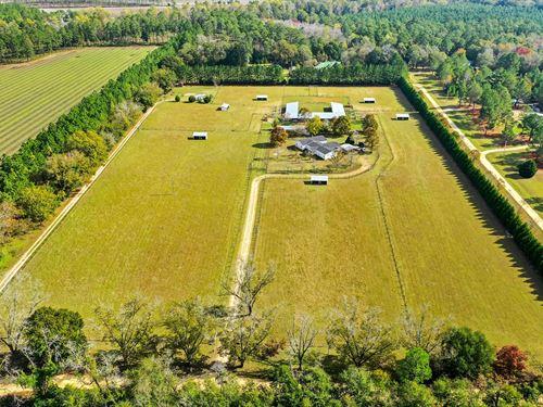 Country Home Equestrian Facility : Statesboro : Bulloch County : Georgia