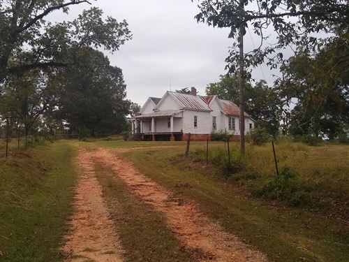 Beautiful Hunting Property : Dadeville : Tallapoosa County : Alabama