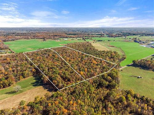 Fauquier CO VA Rural Building Lot : Remington : Fauquier County : Virginia