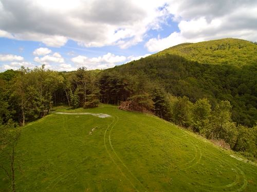 Acreage, Great Access And Views : Independence : Grayson County : Virginia