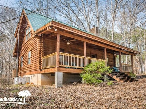 509+/- Ac, Cabin, Lake in Coosa CO : Goodwater : Coosa County : Alabama