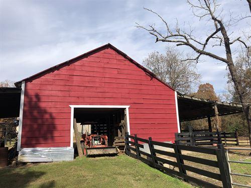 Equestrian Homesite : Concord : Pike County : Georgia