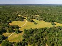 Gun Barrel Ranch : Fairfield : Freestone County : Texas