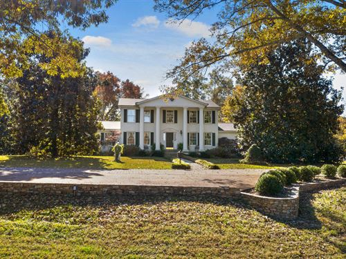 123 Acre Farm Full Of Opportunity : Lafayette : Walker County : Georgia