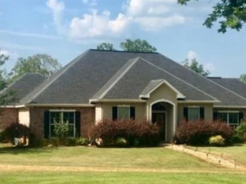 20 Acres With A Home In Bogue Chitt : Bogue Chitto : Lincoln County : Mississippi