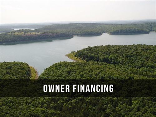 $500 Down on 10 Acres at Lake : Cedarcreek : Taney County : Missouri