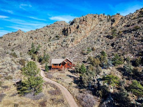 Will's Gulch Retreat : Livermore : Larimer County : Colorado