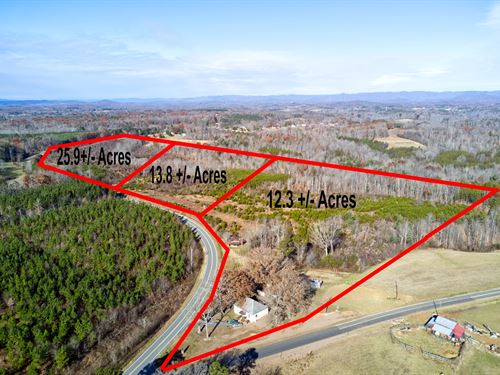 Land For Sale in Westfield NC : Westfield : Stokes County : North Carolina