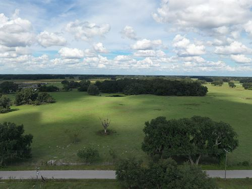 County Road 707 Ranch : Webster : Sumter County : Florida