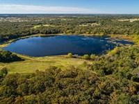 Timber Lake Ranch : Lone Oak : Hopkins County : Texas